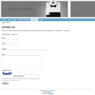 tutorial membuat website dengan yii framework belajar membuat web dengan yii framework step by step