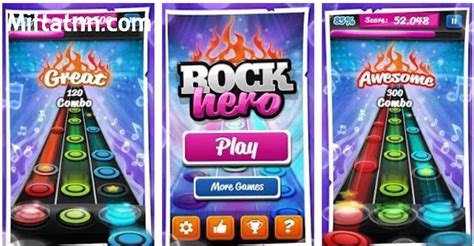 game android mod apk offline terbaru game gitar offline android terbaik rock hero apk terbaru