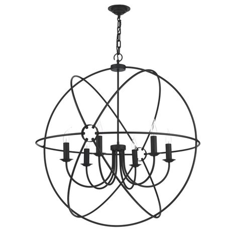 large ceiling pendant black high ceiling light in