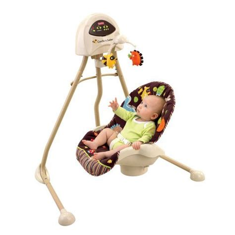 fisher price swing animals fisher price 2 in 1 cradle swing woodland animals