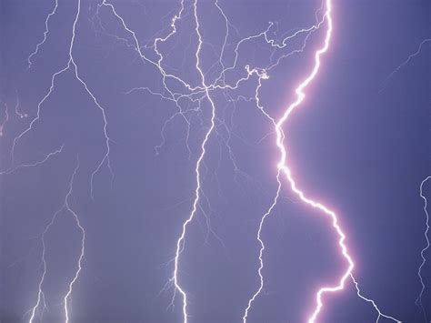 background aesthetic nature lightning strikes picture nr 40424