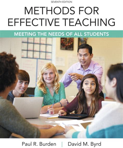 effective teaching methods research based practice enhanced pearson etext with leaf version access card package 9th edition what s new in curriculum burden byrd methods for effective teaching with