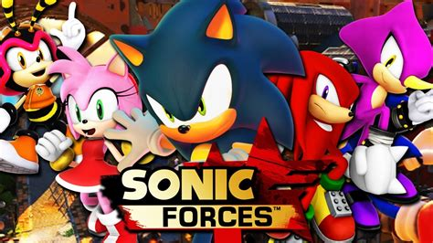 Ps4 Sonic Forces an 225 lisis sonic forces
