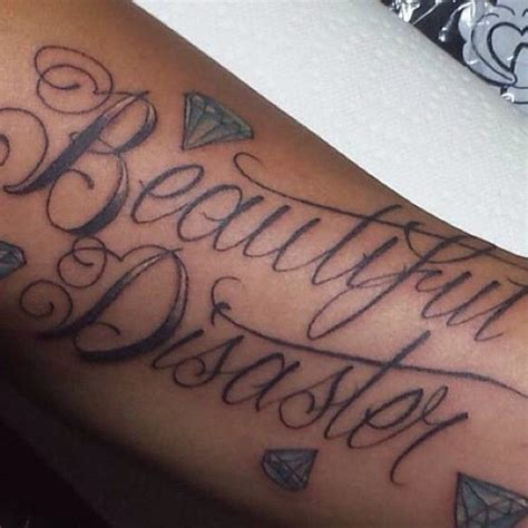 beautiful disaster tattoo beautiful disaster ink