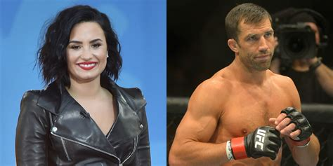 demi lovato and ufc demi lovato is reportedly dating ufc fighter luke rockhold