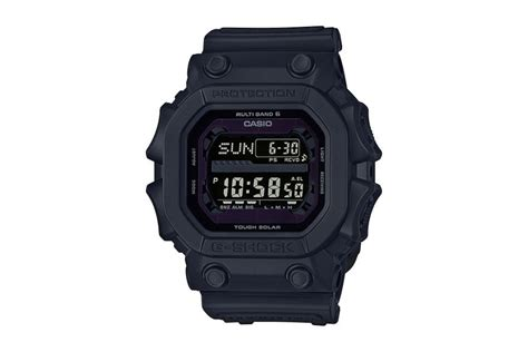 Casio G Shock Premium Quality Japan 2 g shock japan quot basic black quot series hypebeast