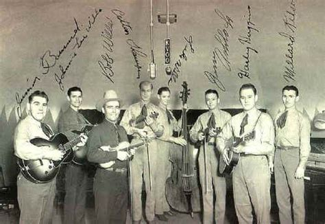 texas western swing bands bob wills and his texas playboys western swing at it s