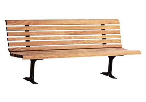 park bench wood 4 classic wood park bench commercial site furnishings