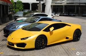 Lamborghini Huracan Price Canada Lamborghini Hurac 225 N Lp580 2 16 June 2016 Autogespot
