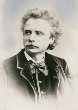 Scandinavian Style by Edvard Grieg Norwegian Composer Britannica Com