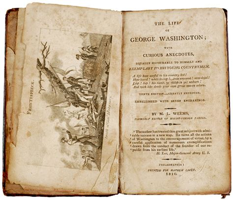 Mason Weems S Biography Of George Washington Is An Exle Of | president george washington copyright 2010 by kristin