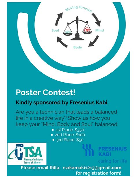 Poster Giveaway - poster contest ptsa