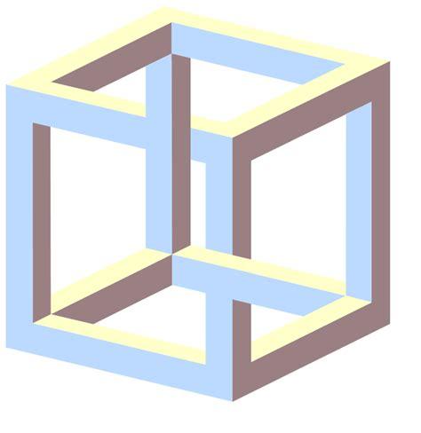 ilusiones opticas figuras imposibles el ultimo codice objetos imposibles