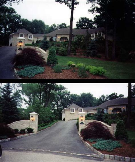 Sopranos House by Real Pictures Of The Mansion In New Jersey