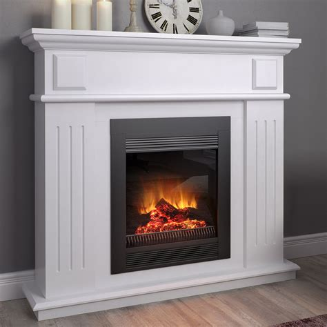 Electric Fireplace With Shelves by Mantelpiece Cottage Console For Electric Fireplaces