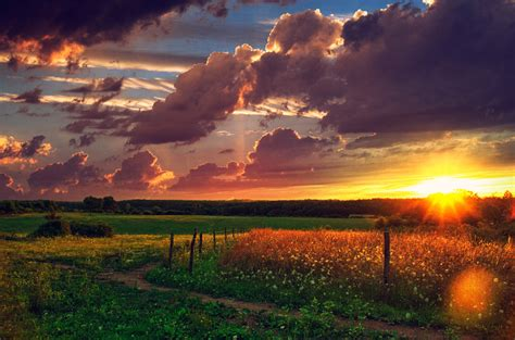 country in sunset country by klefer on deviantart