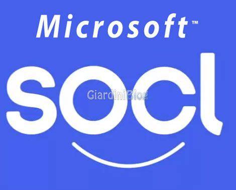 si鑒e social microsoft microsoft socl la fusione tra social e motore di
