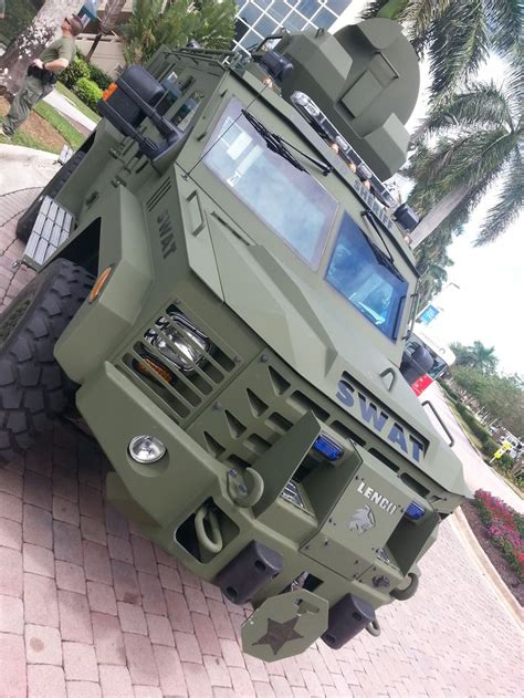 police armored vehicles broward sheriff s office swat truck via amplification inc