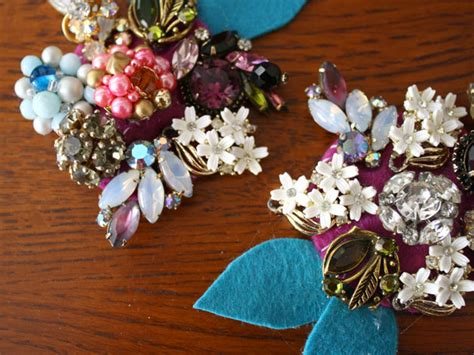 vintage mothers day corsage   craft