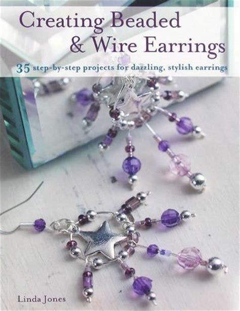 free jewelry books creating beaded wire earrings allfreejewelrymaking