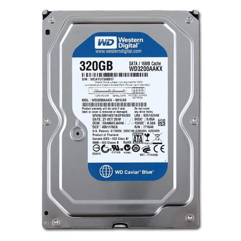 Hardisk 320gb Wd western digital 3 5 caviar blue 32 end 5 19 2017 6 15 pm