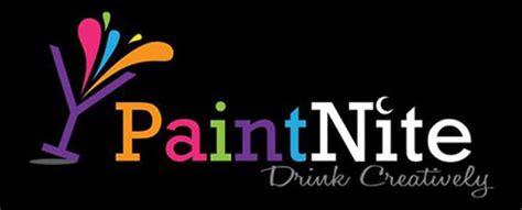 paint nite logo velc paint nite fundraiser js events llc