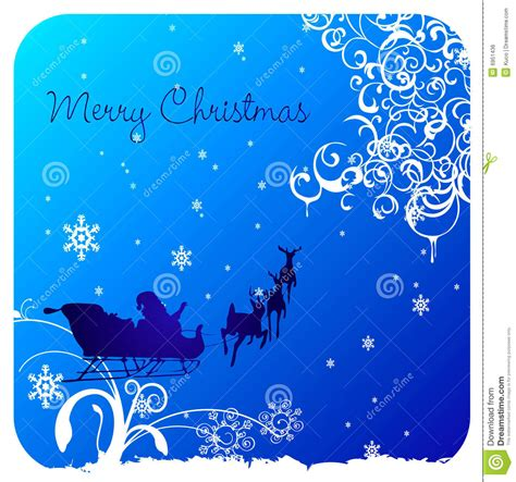 merry christmas  blue royalty  stock image image