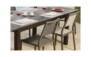 design table de jardin verte montreuil 2232 table de