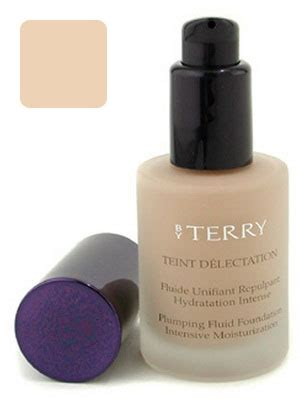 by terry teint delectation plumping fluid foundation shade by terry teint delectation plumping fluid foundation no 01