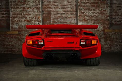 1980 Lamborghini Countach Lp400s 17 Best Images About Car Rears On Ford Gt