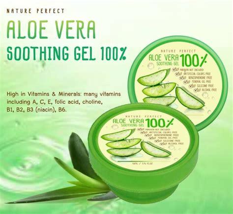 Nature Republic Aloe Vera 100 Soothing Gel nature aloe vera 100 soothing gel