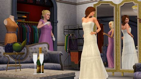Wedding Cake Sims 3 Xbox 360 by The Sims 3 Generations Screenshots News