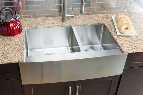 hahn farmhouse large 60 40 double bowl sink jpg