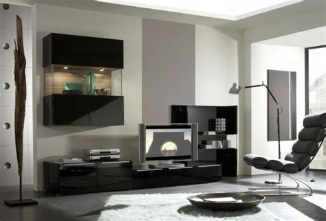 massivholzmöbel wohnzimmer modern wandfarbe wohnzimmer graue
