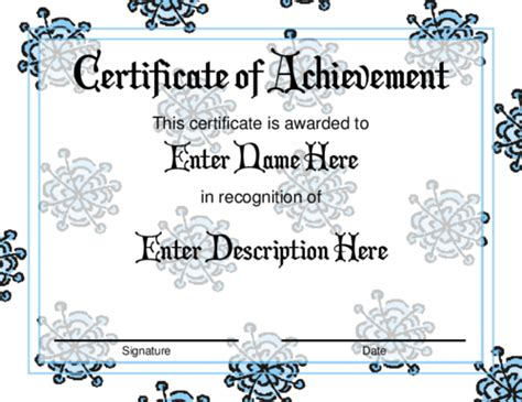 christmas decorating award certificate ideas christmas
