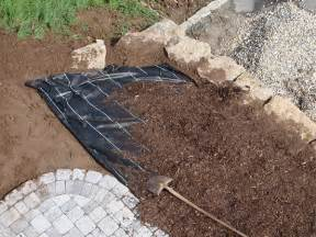 gartengestaltung mit rindenmulch gartengestaltung mit steinen und rindenmulch gartens max