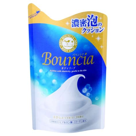 Cow Bouncia Soap 430ml cow bouncia soap refill 430ml