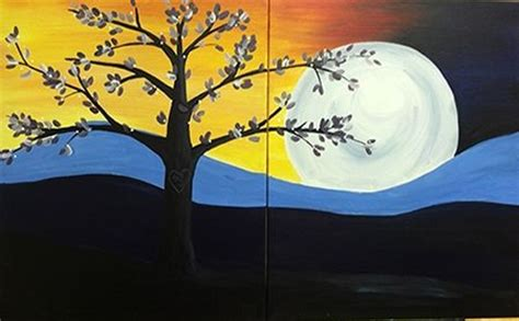 paint nite for couples couples paint date byo wine paint