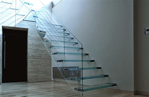 Glass Stairs Design Decor Zoom