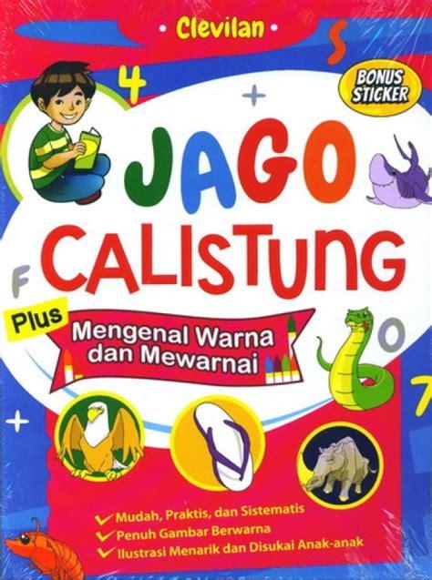 Buku Bantal Anak Mengenal Bentuk Dan Warna buku bantal mengenal warna bukukita jago calistung plus mengenal warna dan mewarnai