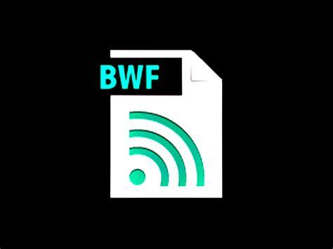 format audio bwf know how was ist und kann bwf professional audio