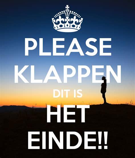 Travel Mug by Please Klappen Dit Is Het Einde Poster Goatlover2015