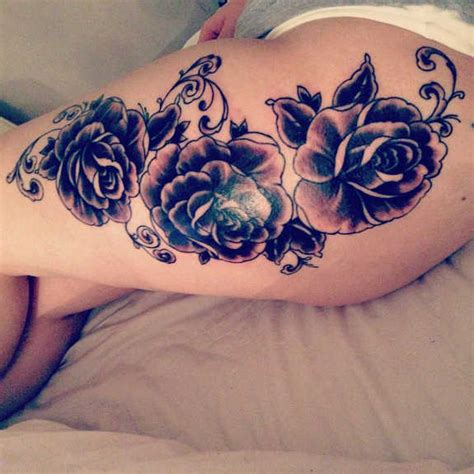 female tattoo designs on thigh 25 beautiful thigh ideas for