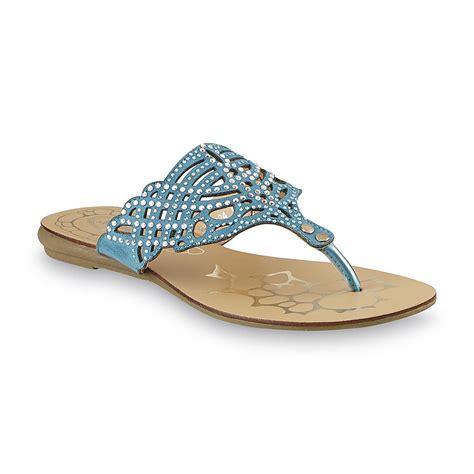 turquoise sandals italina s nary turquoise embellished sandal shoes