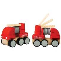 Plan Toys Mini Excavator Pt6316 2 push and pull toys safe bpa free wheeled toys for babies