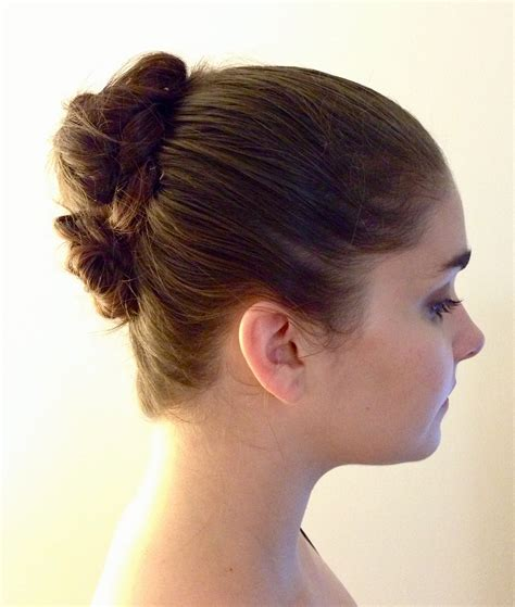 thinning bun 30 picture perfect hairstyles for long thin hair