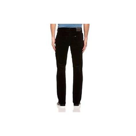 lee comfort fit pants lee brooklyn mens regular comfort fit jeans black