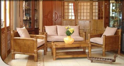 Bamboo Living Room Furniture Bamboo Living Room Sets Bamboo Products Photo
