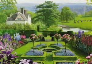 national trust uk garden images show effect of global