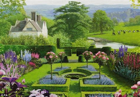 Draw My Own House Plans by National Trust Uk Garden Images Show Effect Of Global